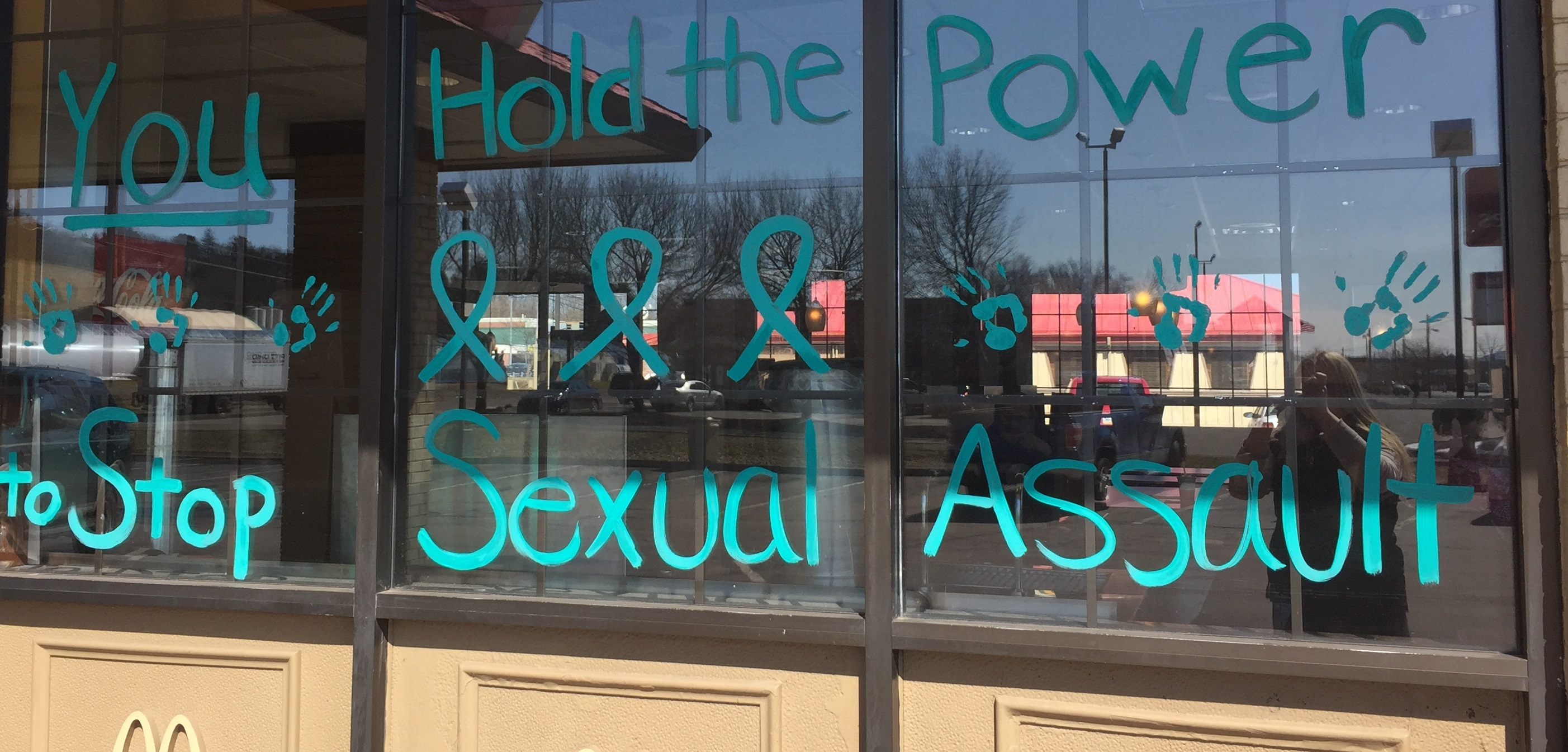 Paint the Town Teal Campaign